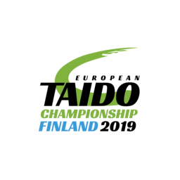 Logo of European Taido Championship and International Taido Friendship Games
