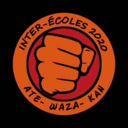 Logo of Inter-écoles Ate-Waza-Kan 2020