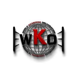 Logo of WKO 5 Nations Open Championships - Scott Marsden Celebration Welcome to the Jungle