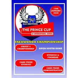 Logo of The prince cup 3rd edition