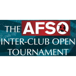 Logo of The AFSO Inter-club Open Tournament