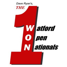 Logo of Watford Open Nationals 2017