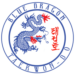 Logo of 2020 Blue Dragon Taekwon-Do ITF Tournament
