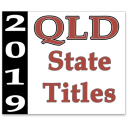 Logo of 2019 QLD Chito-Ryu Karate State Titles