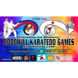 Logo of Philippine-Japan Goodwill Karate Championship & Training Camp