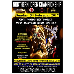 Logo of The Northern Open 2017