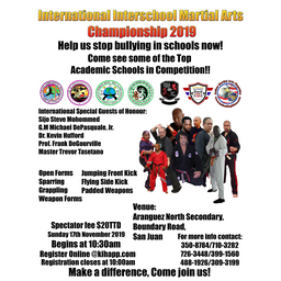 Logo of International Interschool Championship 2019