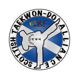 Logo of 4th STA Junior Taekwon-do open championships