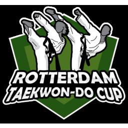 Logo of 1st Rotterdam Taekwon-Do Cup
