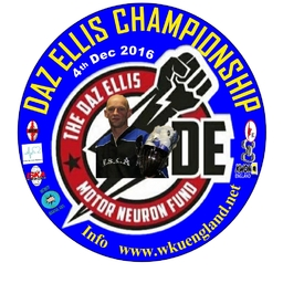 Logo of Daz Ellis Open Championship