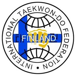 Logo of ITF Taekwon-Do SM-kilpailut 2017