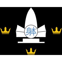 Logo of Svenska Mästerskapen i Taido 2018