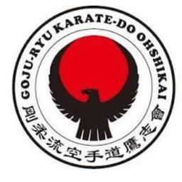 Logo of 2019 Ohshikai Karate International Championship