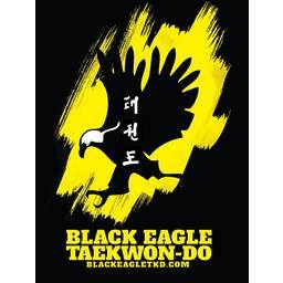 Logo of IV Black Eagle Taekwon-Do Open - POSTPONED