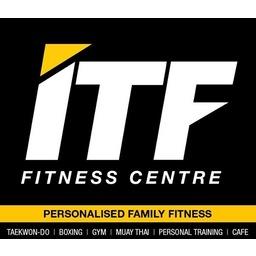 Logo of ITF Fitness Center under 14's