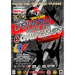 Logo of Online Open Worlds Martial Arts e-Championships