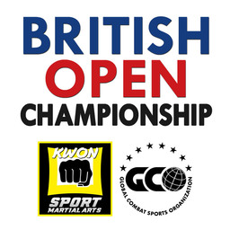 Logo of The British Open Championship 2019