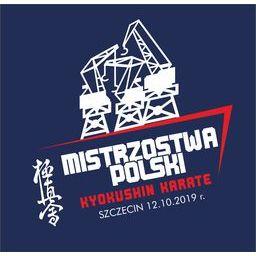 Logo of XX Mistrzostwa Polski Kyokushin Karate Kumite Open i Kata Seniorów