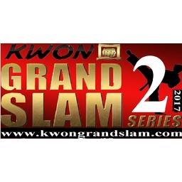 Logo of KWON Grand Slam Series ( No.2 )