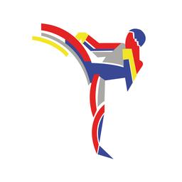 Logo of N.O.C. Karate Championships