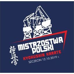 Logo of Mistrzostwa Polski Kyokushin Karate Juniorów Młodszych