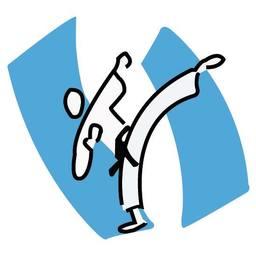 Logo of Juegos Deportivos Nacionales Karate-Do CDAG 2016