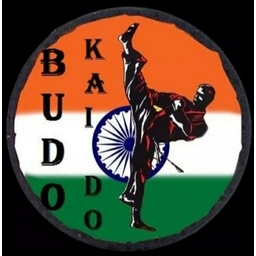 Logo of 9th Indo Nepal Budo Kai do mixed martial arts championships 15th June to 17th june 2021 in Chandigarh india