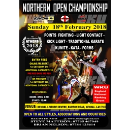 Logo of The Northern Open 2018