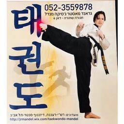 Logo of Taekwondo Tel Aviv