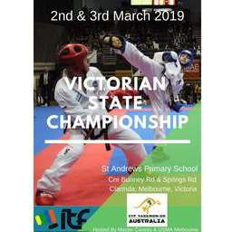 Logo of ITF Victorian Championships 2020