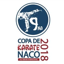 Logo of 9na COPA KARATE NACO