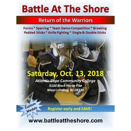 Logo of Battle At The Shore