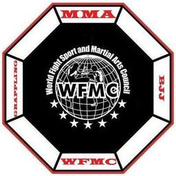 Logo of WFMC MMA And Submission Grappling British Championships
