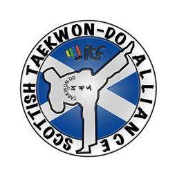 Logo of Scottish Taekwon-do Alliance 3rd Junior Taekwon-do Championships