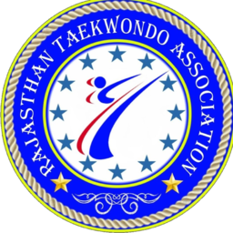Logo of 4th Bhagwan Mahaveer National Open Taekwondo Championship